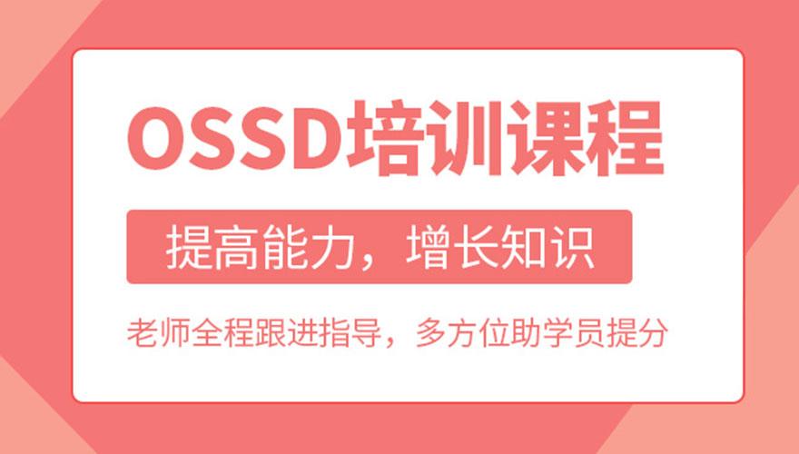 北京OSSD培训