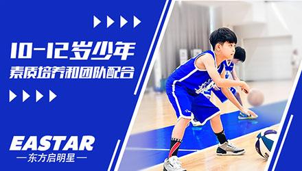 上海10-12岁幼儿篮球培训