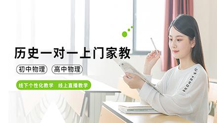 深圳历史一对一上门家教