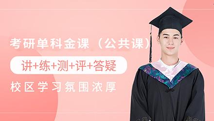 重庆考研单科金课(线上课)