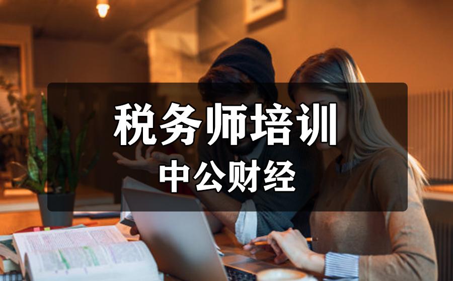 中公10年税务师培训考试,高端复习方案