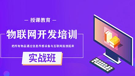 揭阳物联网课程培训