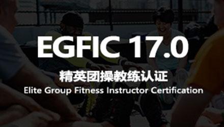 EGFIC17.0精英团操教练认证