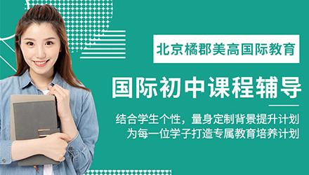 北京国际初中课程辅导