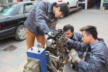 北京汽车钣金喷漆专业