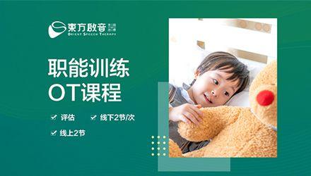 上海OT职能治疗课程