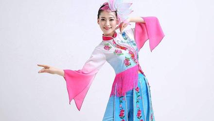 东艾舞蹈―民族舞培训班