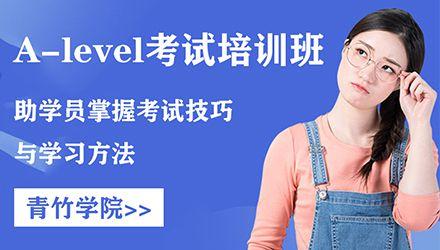 天津A-level考试培训班