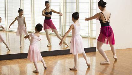 东艾舞蹈―芭蕾舞舞培训班