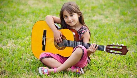 紫杉艺术培训-少儿吉他培训班招生
