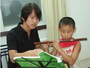 少儿竹笛考级培训