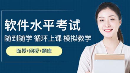 潮州软件水平考试培训