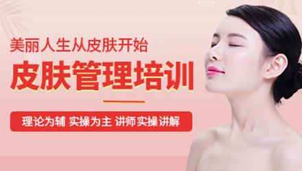 天津韩式皮肤管理培训