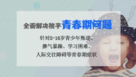 北京青春期综合症辅导班