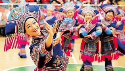 艾诗琳―少儿中国舞培训班