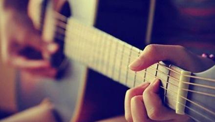 布鲁斯琴行—吉他培训班