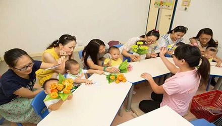 幼儿英语课程培训