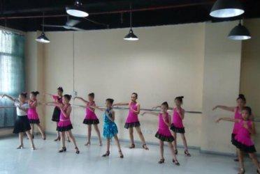 石家庄八八空间拉丁舞培训班