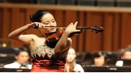 广州白云区小提琴培训