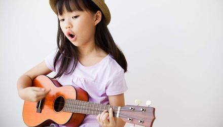 歆艺艺术培训——吉他 尤克里里培训班