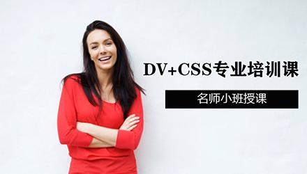 杭州DV+CSS培训