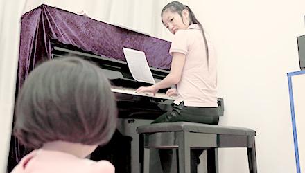 少儿音感课程辅导培训