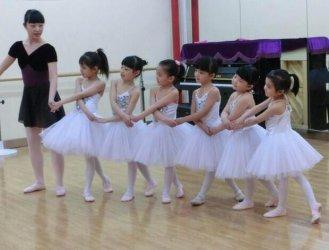 芭蕾舞蹈培训