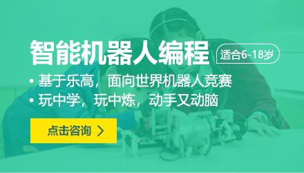 福州智能机器人编程