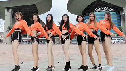 东艾舞蹈―平台领舞培训班