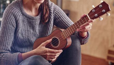 慕翌文化音乐教室-尤克里里培训