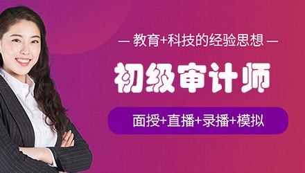 盘锦初级审计师培训