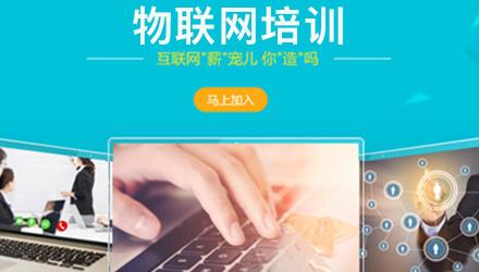 潮州物联网课程培训