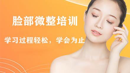 上海脸部微整培训