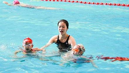 基础游泳培训