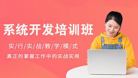 杭州系统开发培训